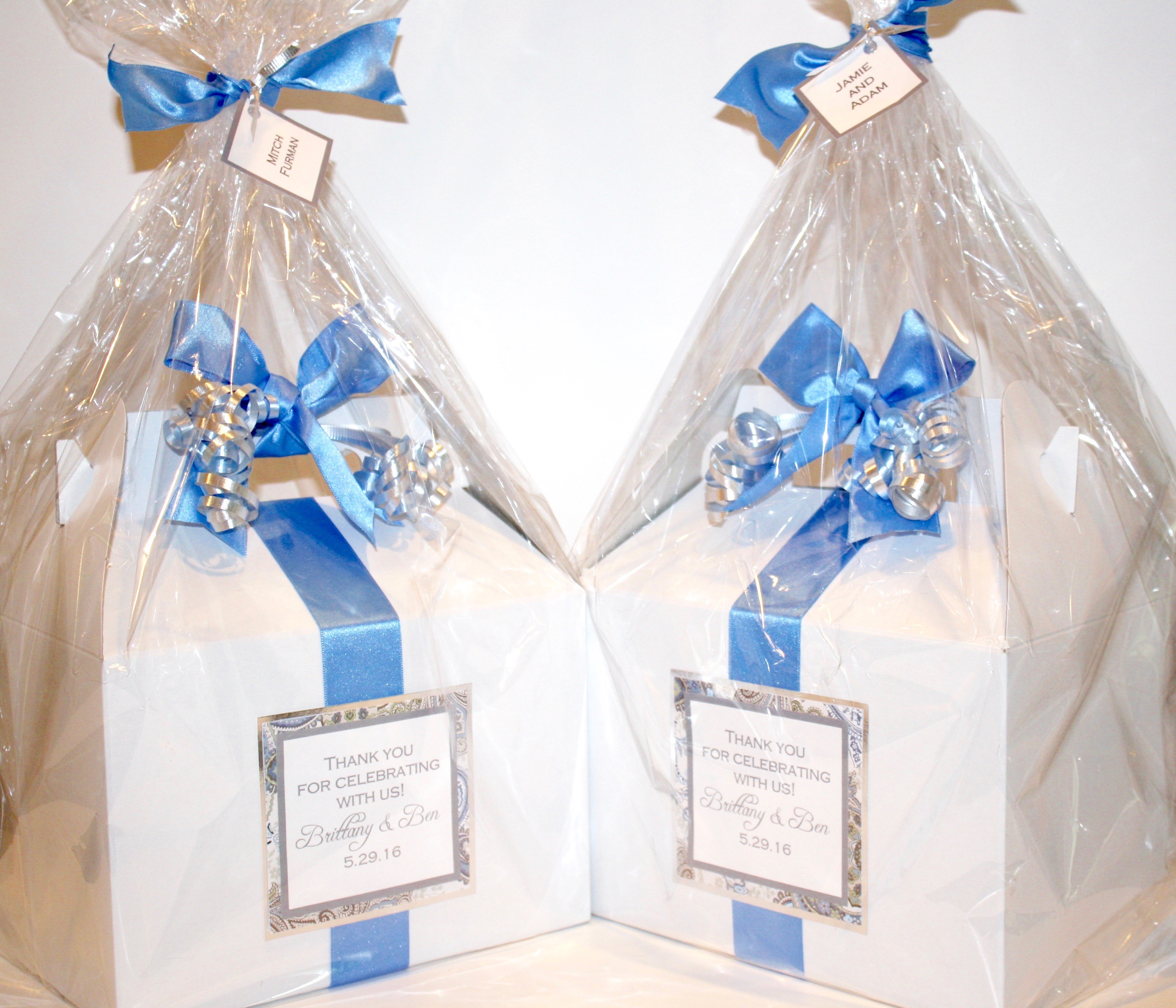 Weddings & Bar/Bat Mitzvah Photos – Goodies for Guests